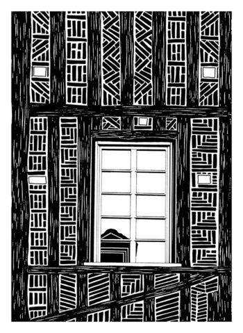 Beauvais, Colombages et briques 2