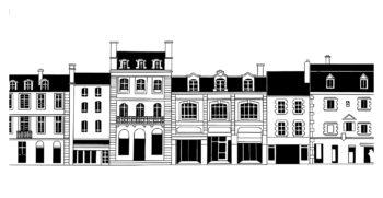 Paimpol, Place du Martray