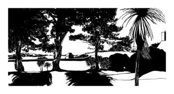 Ile de Bréhat, le Moulin à marée