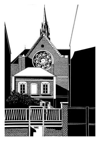Beauvais, Chapelle Saint Joseph