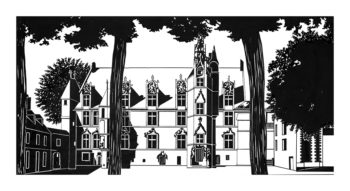 Beauvais, Palais épiscopal